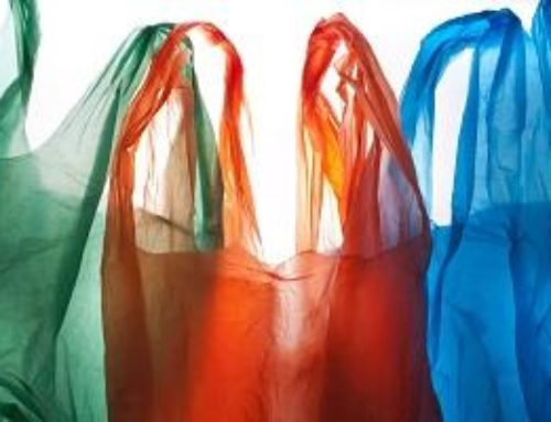 water soluble shopping bag