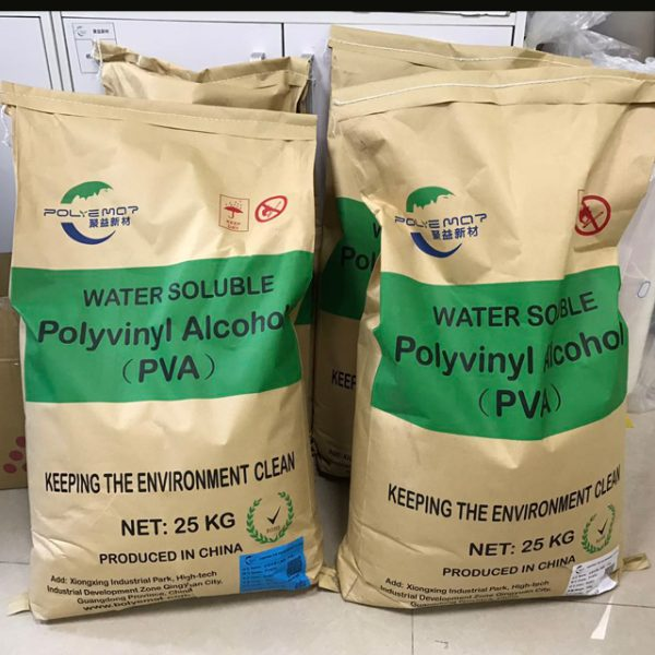 water soluble resin