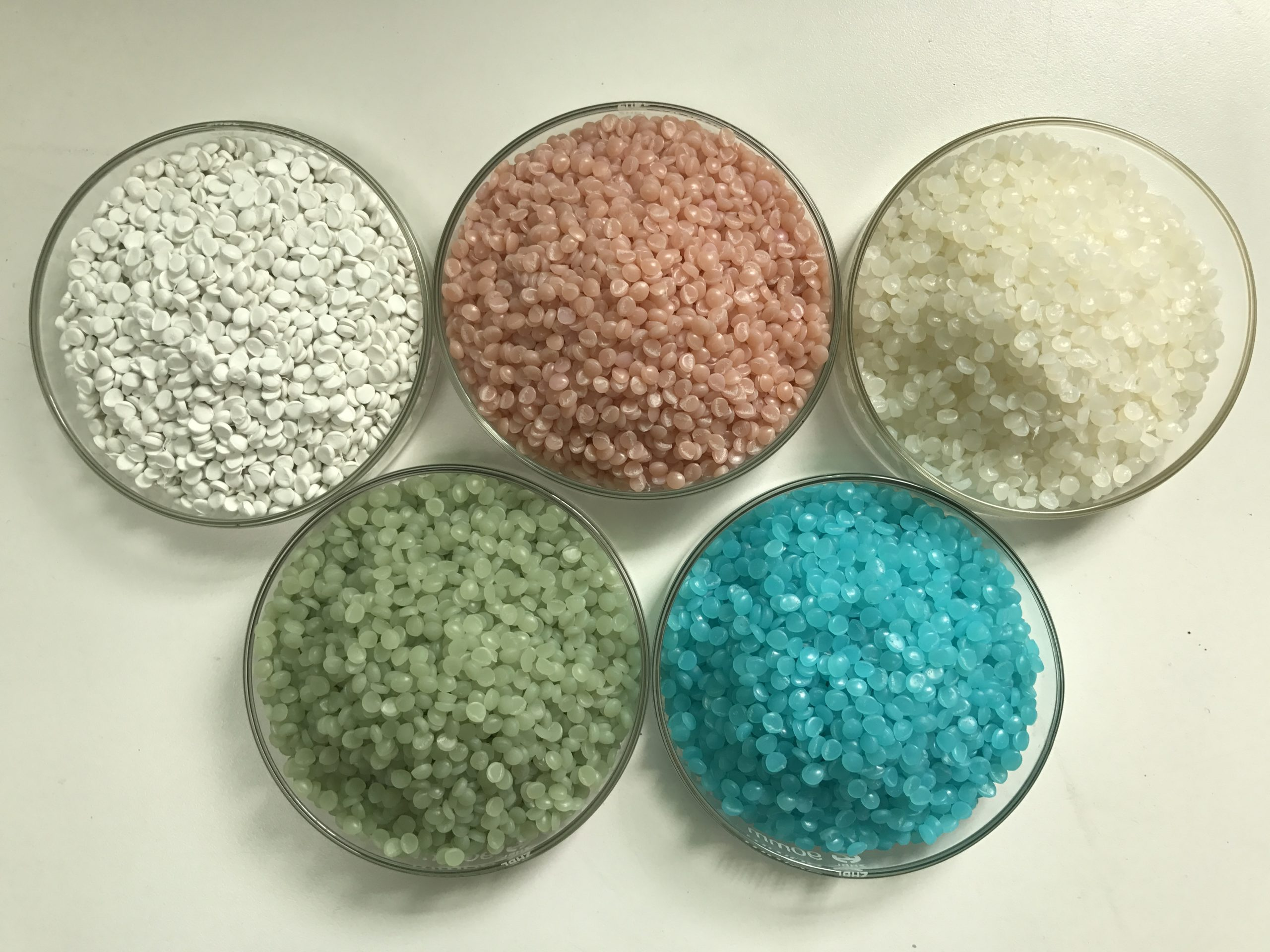 cold water soluble resin
