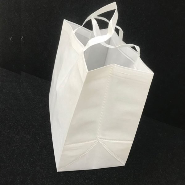 water soluble non-woven carry bag
